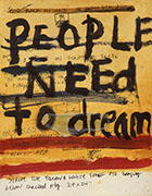 Untitled (People Need to Dream)